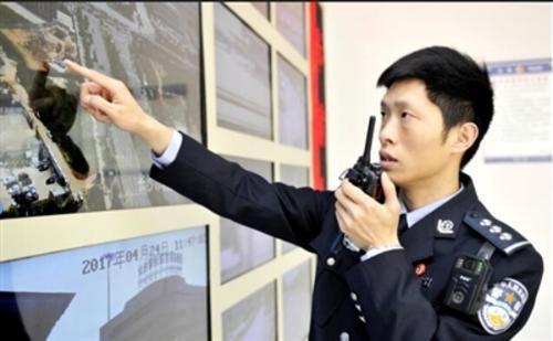 长沙刑警安志当选2020最美基层民警
