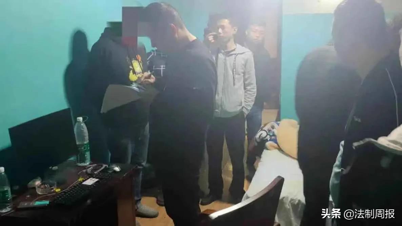 汨罗市公安局破获一起团伙帮助信息网络犯罪活动案