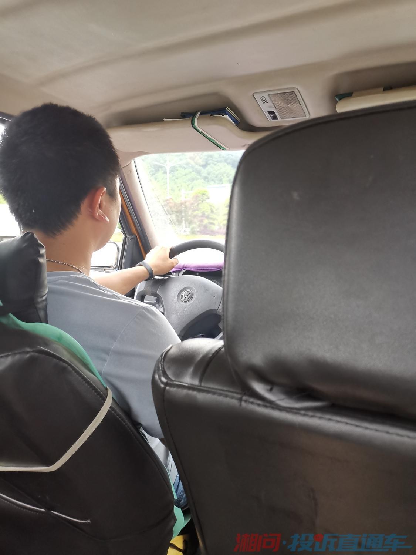 出租车司机运营不戴口罩 态度恶劣